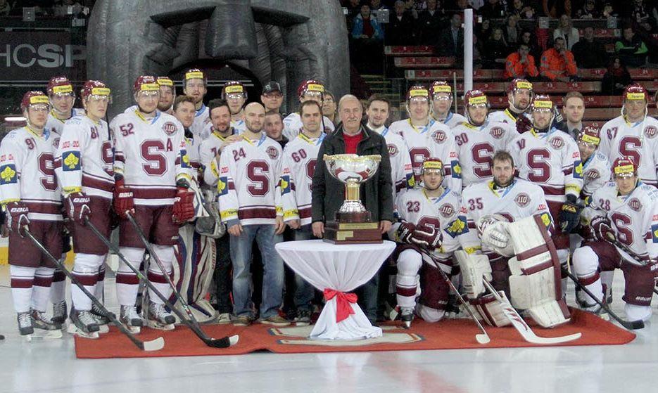 Vítězové Prezidentského poháru