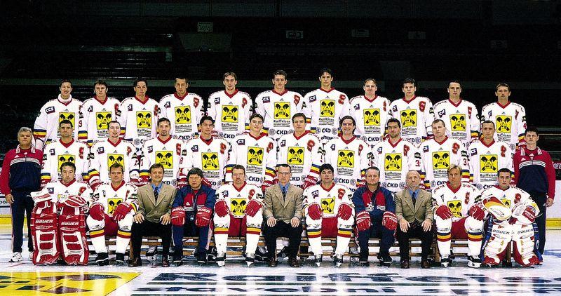 Tým 1998/1999